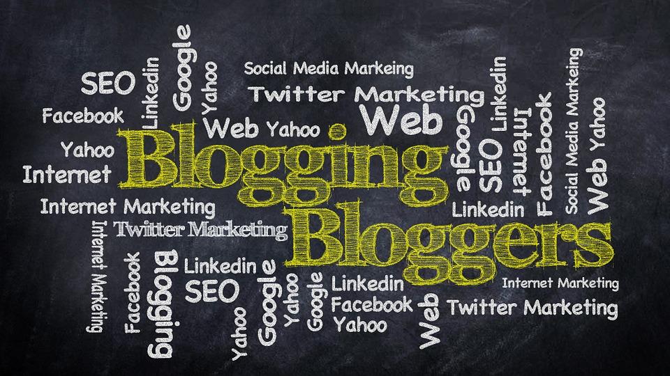 blog and blogging hindi