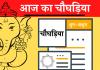 Aaj Ka Choghadiya Kal Ka Hindi