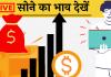 Aaj Ka Sone ka Bhav Rate Price kya hai Hindi